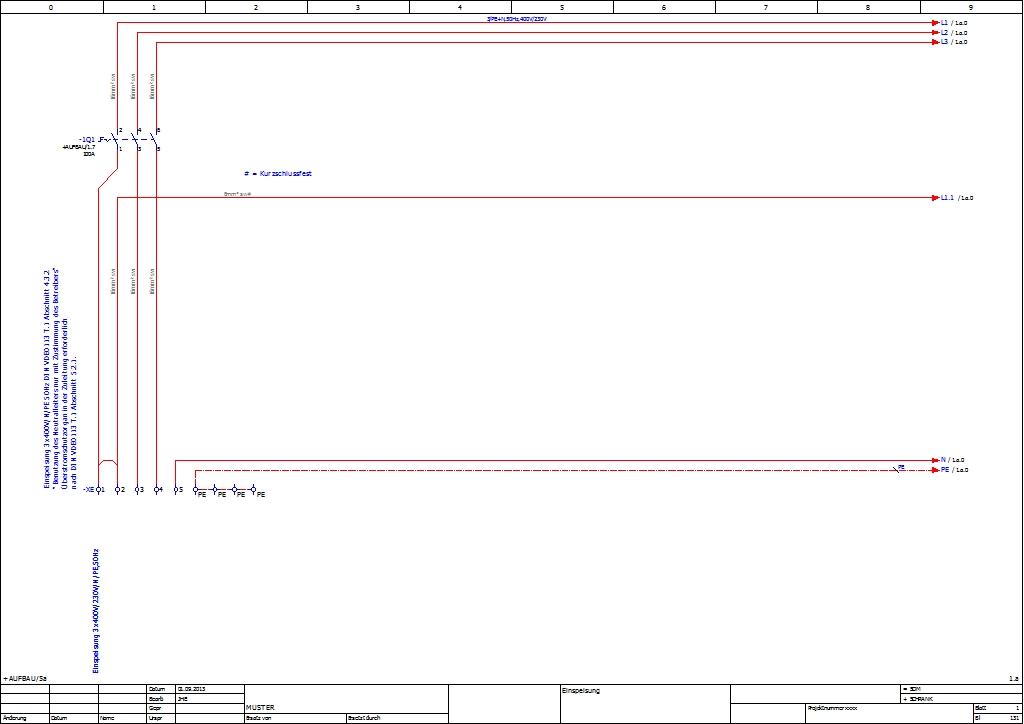 Ziemlich Kabelplanvorlage Fotos - Entry Level Resume Vorlagen ...