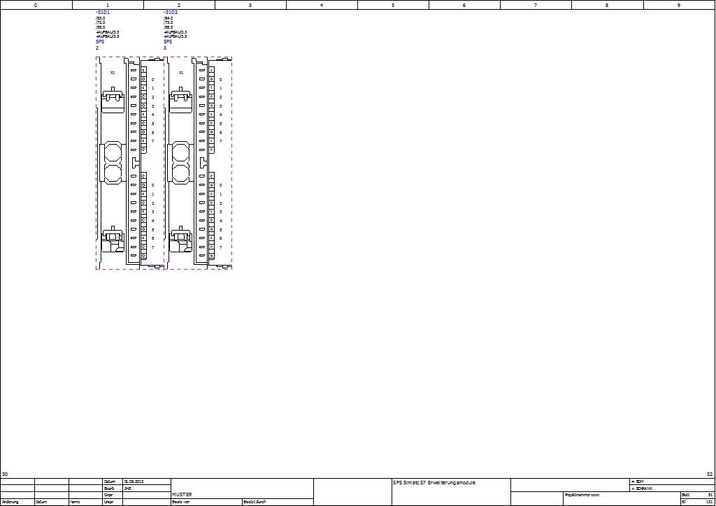 Eplan Schaltplan zeichnen